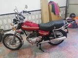 HONDA - CM 125 TWIN - foto