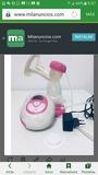 Estractor de leche - foto