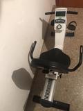 Bicicleta reclinada BH fitness - foto
