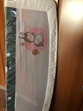 Barra protectora cama - foto