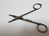 Antiua herramienta de pesca. - foto