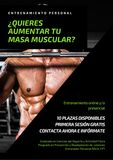 Entrenador Personal - Masa Muscular - foto
