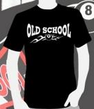 Camiseta OLD SCHOOL - foto