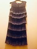 vestido de fiesta. Adolfo Dominguez - foto