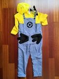 Disfraz infantil de Minnion - foto
