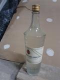 Botellas licores antigüas - foto