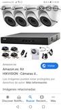 vigilancia, seguridad, kit - foto