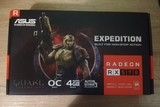 ASUS RX 570 Expedition 4Gb - foto
