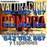 Tasamos Billetes Españoles Estimamos pre - foto