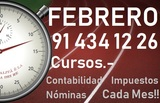 CURSO CONTABILIDAD EN MADRID 3 FEBRERO - foto