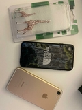 iphone 7 oro. - foto