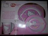 Vajilla Hello Kitty - foto