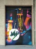 GRAFFITI MURAL PINTOR - foto