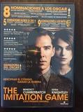 The imitation game dvd - foto