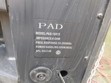 Vendo altavoces PAD MODEL 18015 - foto