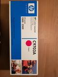 Toner Original HP C9703A Magenta - foto