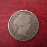 Moneda Isabel II MANILA - foto