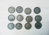 Monedas 2.50 pesetas Franco - foto