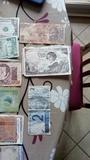 billetes del mundo - foto