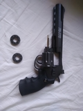 vendo carabina y revolver - foto