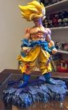 Resina Dragon Ball Z Goku - foto