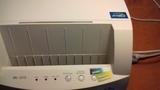 Impresora laser - foto