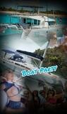 Boat party en cadiz - foto