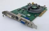 Asus nVidia GeForce FX5200 256MB AGP - foto