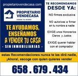 ¡ VENDE TU CASA SIN INMOBILIARIAS! - foto