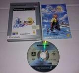 Final Fantasy X PlayStation 2 - foto