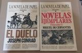 LA NOVELA DE PAPEL,  2 EJEMPLARES - foto