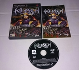 Kessen PlayStation 2 - foto