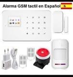Sistema Alarma GSM inalambrica Táctil en - foto