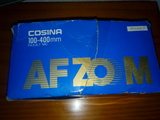 Objetivo Cosina 100-400 mm - foto