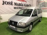 CITROEN - JUMPY 2. 0 HDI CLUB 5 PLAZAS 110CV - foto