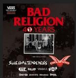Entradas Bad Religion+Suicidal - BILBAO - foto
