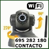 Camara vigilancia online aitf - foto