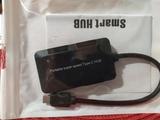 adaptador smart hub USB tipo C - foto
