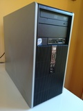 Torre HP-Compaq dc5700 Microtower - foto