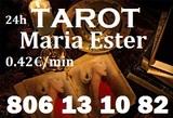 Tarot Maria Ester VIDENTE 806 13 10 82 - foto