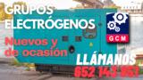 GRUPOS ELECTRÓGENOS ALMERÍA - foto