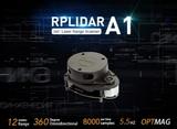 Lidar escaner laser - foto