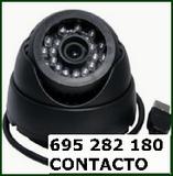 Camara para vigilancia continua arfd - foto