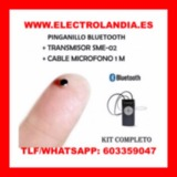 rD  Pinganillo Transmisor Bluetooth - foto