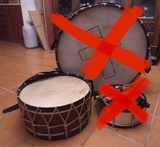 Venta de tambor - foto
