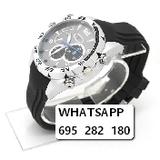 Reloj camara Espia 1080p arom - foto