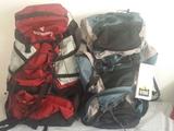 mochilas de montaña - foto