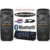 Equipo sonido para feriantes audiovision - foto