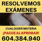 SAP RESOLVEMOS EXAMEN PAGA AL APROBAR - foto
