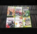 Lote juegos xbox - foto